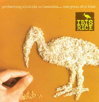 Ibis rice_branding